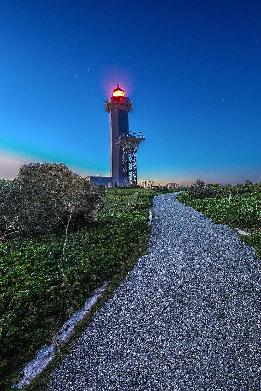 Higashi Henna zaki (East Henna Cape) lighthouse