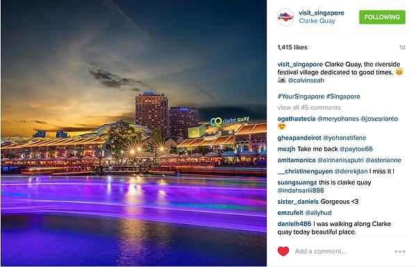 Singapore photographer Calvin Seah on Singapore tourism