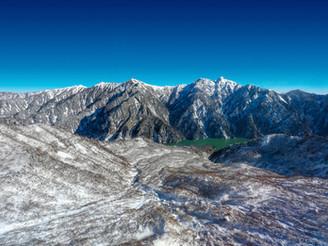 Unimaginable beauty, Tateyama Kurobe Alpine Route.