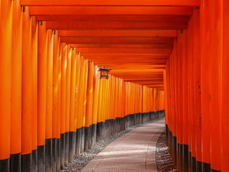 Fushimi Inari-taisha, the unforgettable journey.
