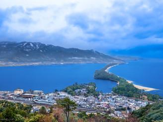 Scenic Beauty of Amanohashidate (天橋立)~!
