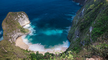 Nusa Penida, not your usual island.