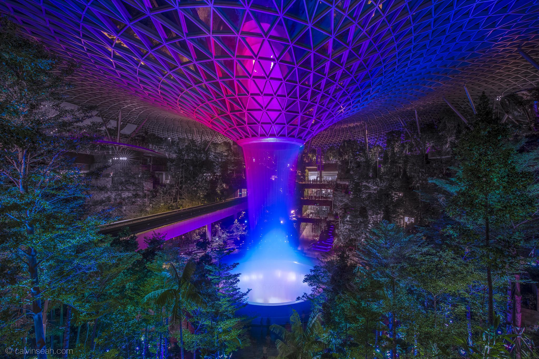 Nature . Modern . Futuristic