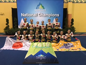 The Dance Summit 2018 National Champion