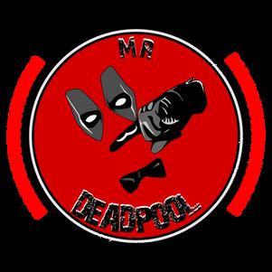 "logo ""MR DEADPOOL"""
