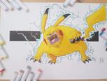 pikachu monster
