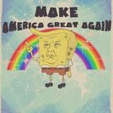 Trump l'éponge