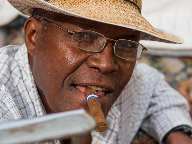 Taximan Cuba