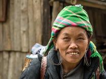 Hmong coloré Vietnam