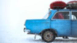 Conduire dans la neige