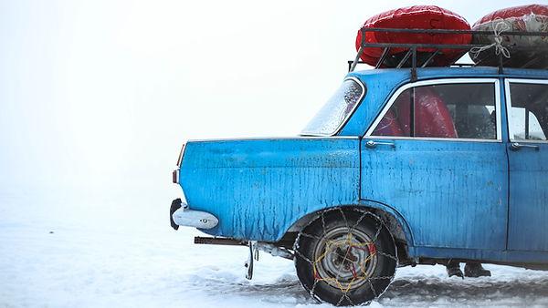 Fahren im Schnee