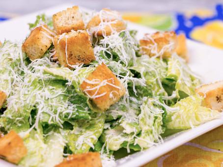 Salada de César ou Salada Caesar