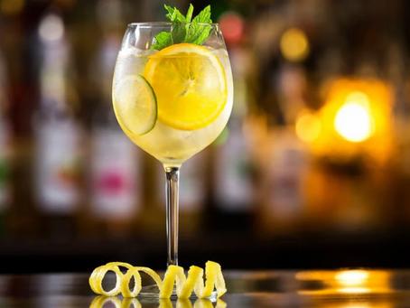Sour Clericot - o drink que vai dominar seu verão!