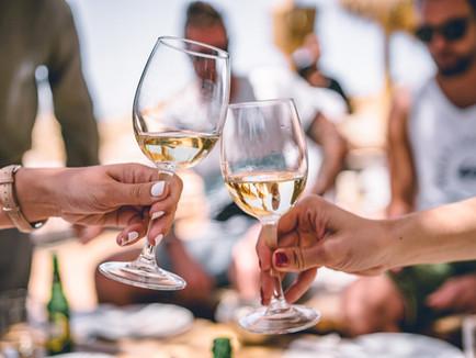 Vinhos Brancos parte #1: Características gerais.