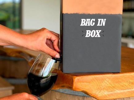 Já conhece os vinhos Bag-in-Box?