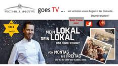 Schilling´s goes TV