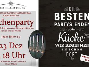 Küchen Party 23.12.2017