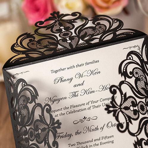 Wedding Invitation W2068