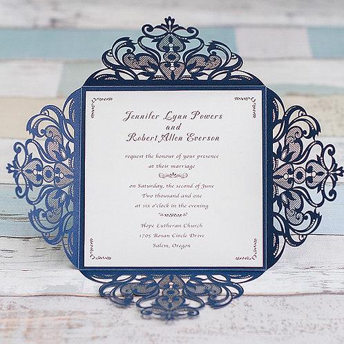 Wedding Invitation W2083