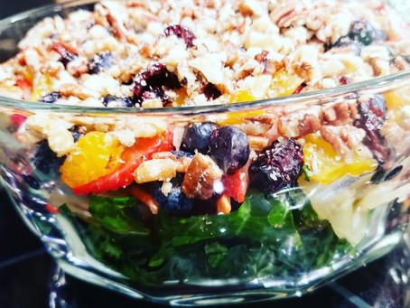 Donna B's Summertime Super Salad