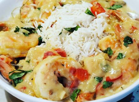 Easy Shrimp Etouffée