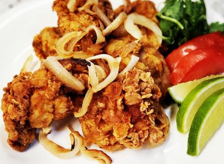 Latin-Caribbean Fried Chicken