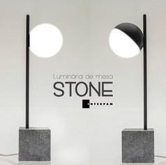Luminária Stone