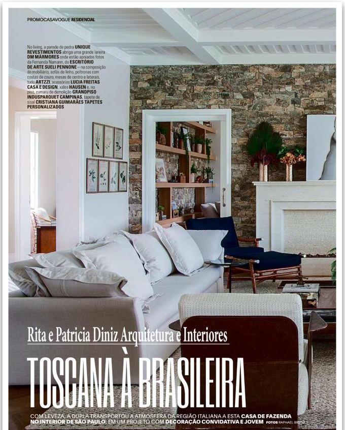 Toscana à Brasileira