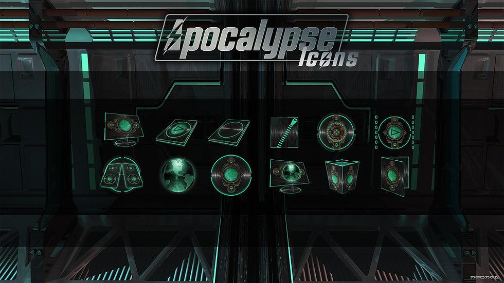 Apocalypse Icons