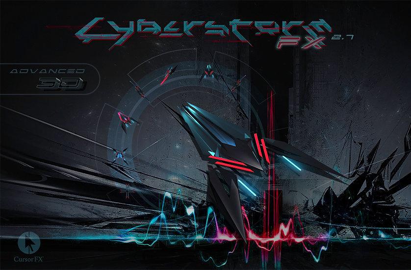 Cyberstorm 2.7 FX