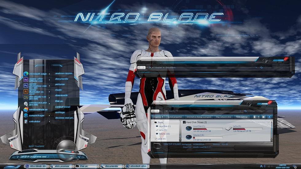 Nitro Blade