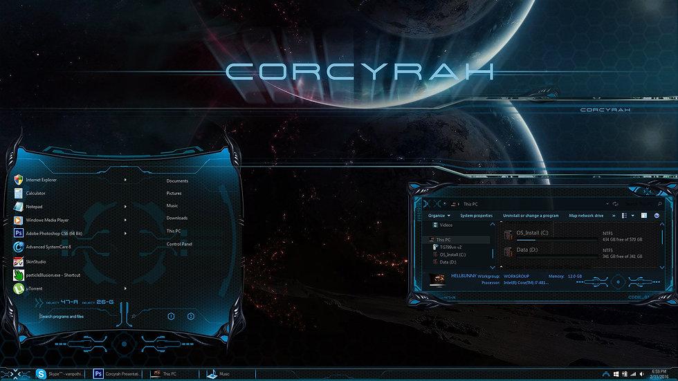 Corcyrah