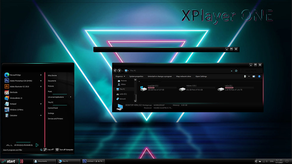 XPlayer ONE