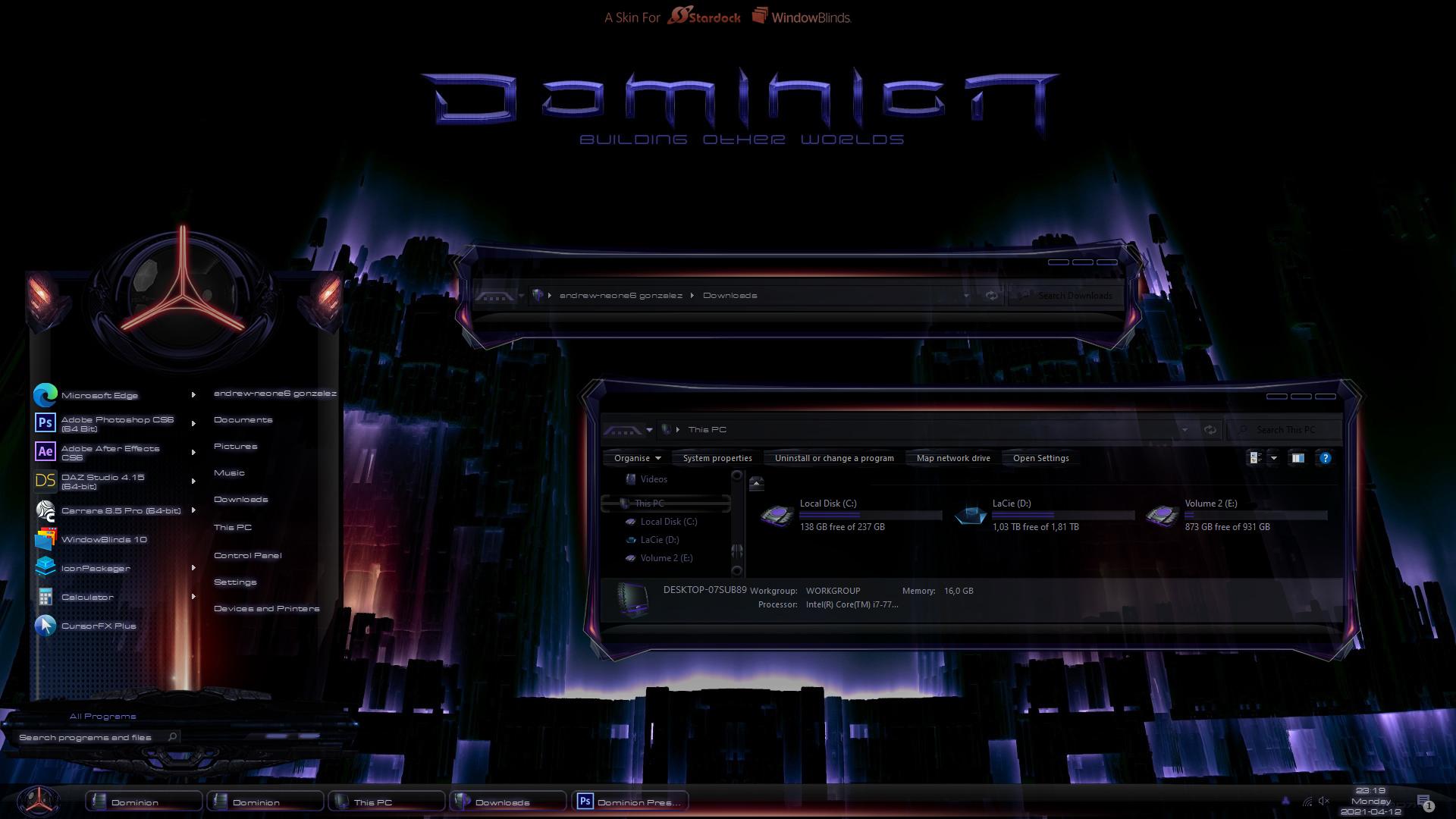 Dominion Presentation