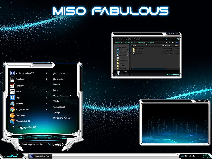 Miso Fabulous