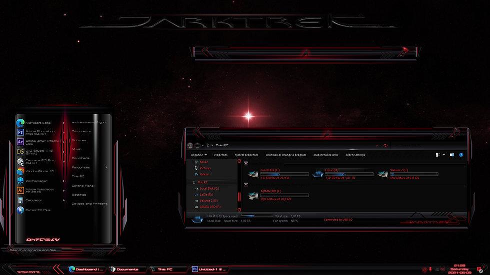Dark Trek
