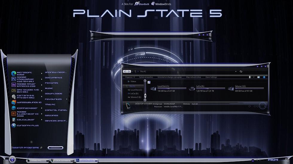 Plain State 5