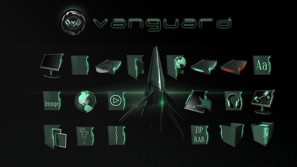Vanguard Icons