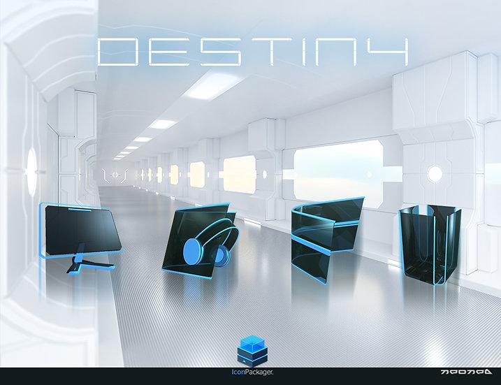 Destiny Iconpack