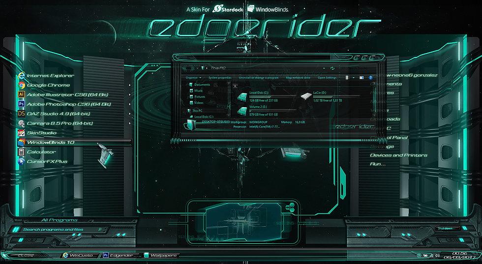 Edgerider