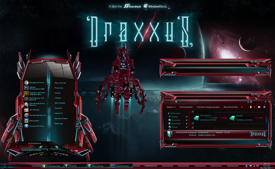 Draxxus
