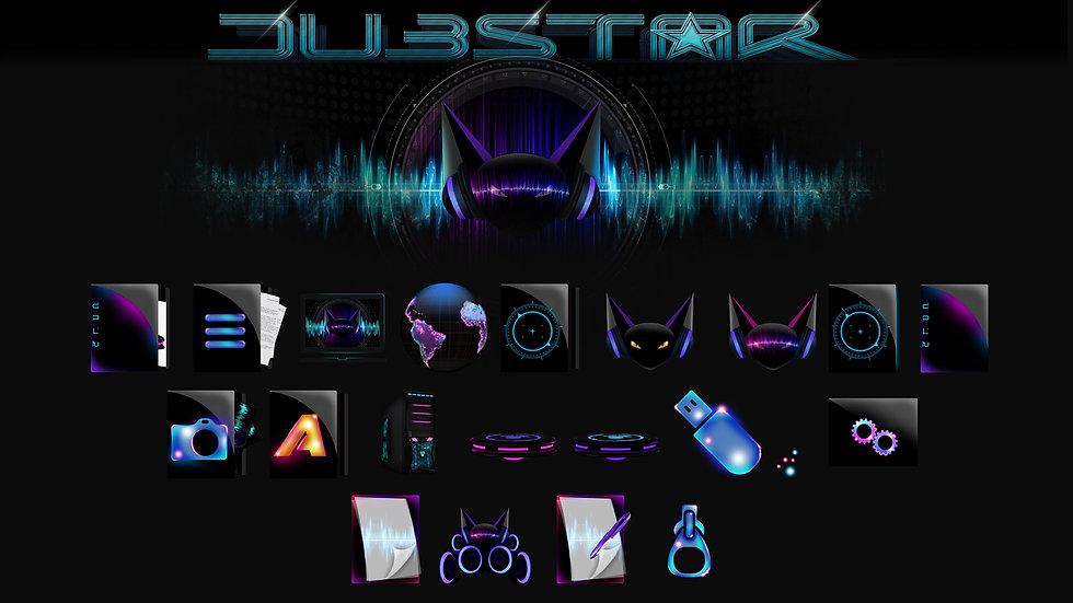 Dubstar Icons