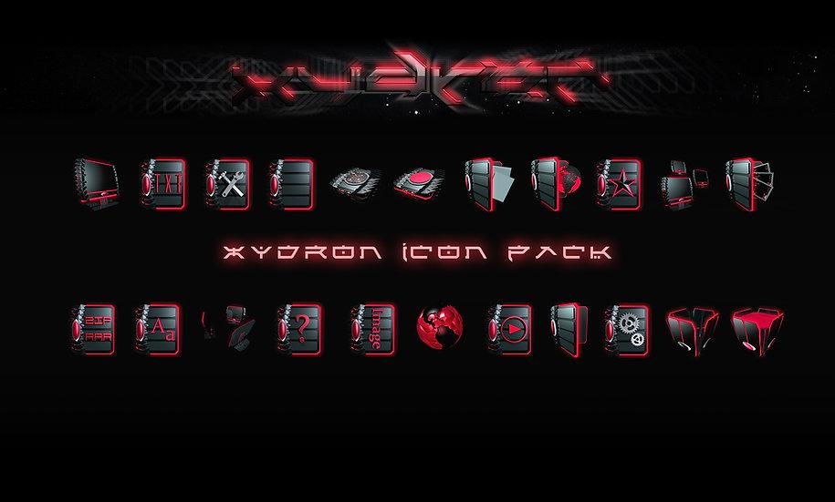 Xydron Icons