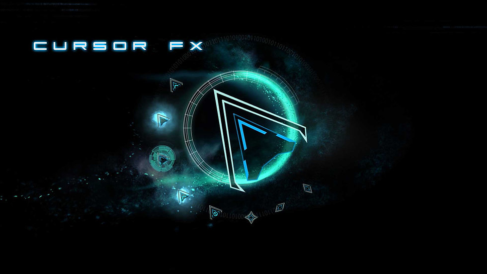 Glitch cursor