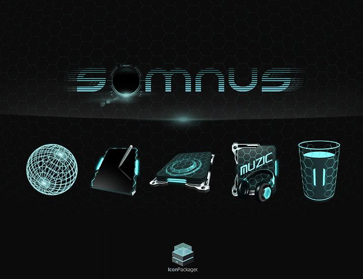 Somnus Icon Pack
