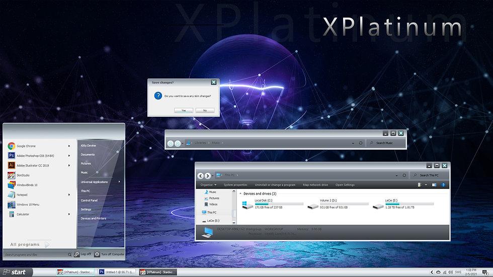 XPlatinum