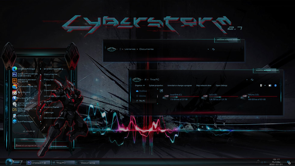 Cyberstorm 2.7