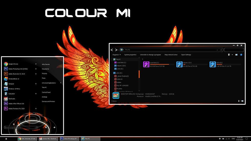 Colour Mi