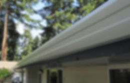 seamless aluminum gutter installation san mateo