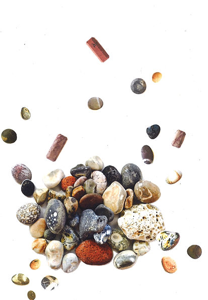 pebble collection